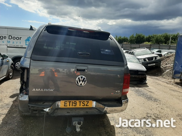 vw amarok 2019 breaking for spare parts-2