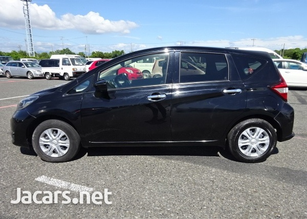 Nissan Note 1,2L 2019-2
