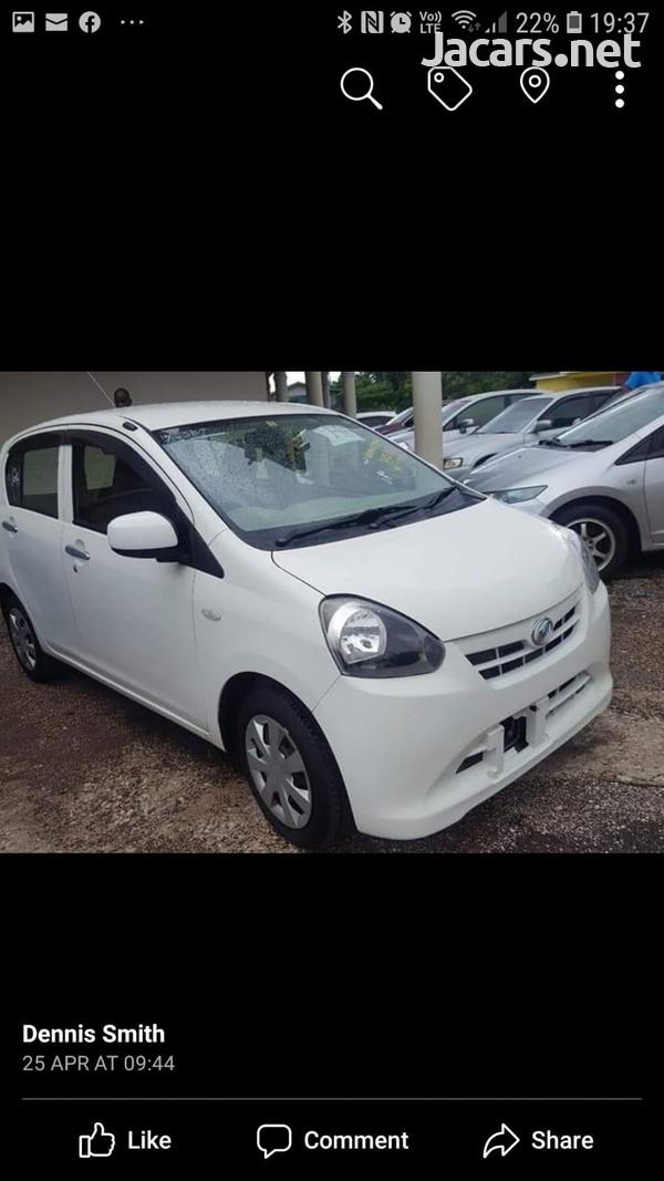Daihatsu MIRA 0,6L 2013-6