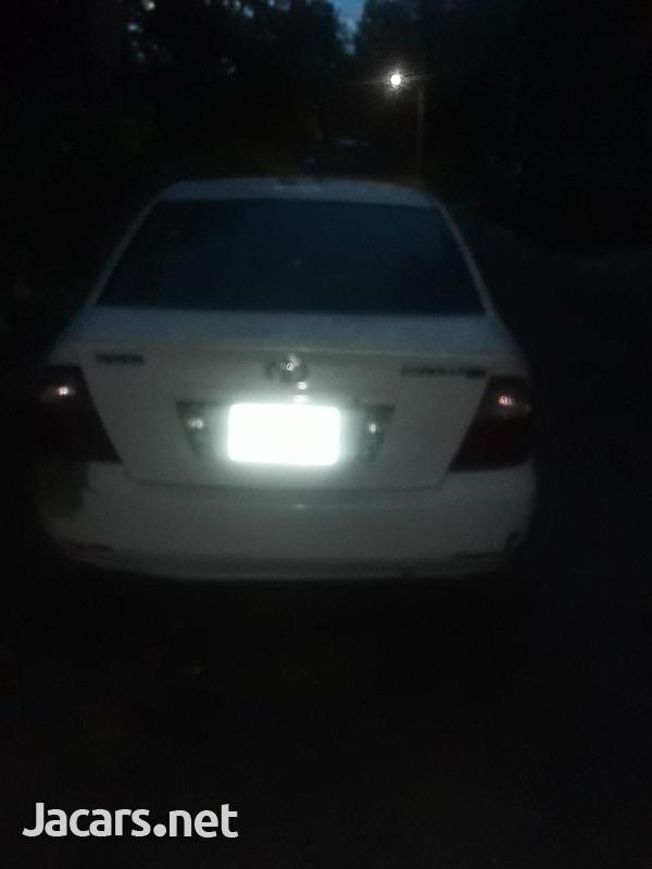 Toyota Corolla 1,8L 2005-3