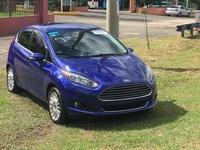 Ford Fiesta 1,6L 2014