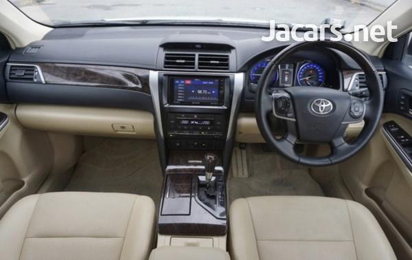 Toyota Camry 2,5L 2016-5
