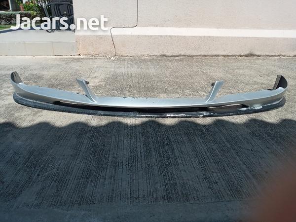 BMW 5-Series 2014 BMW FRONT BUMPER LIP/ SPOILER-2