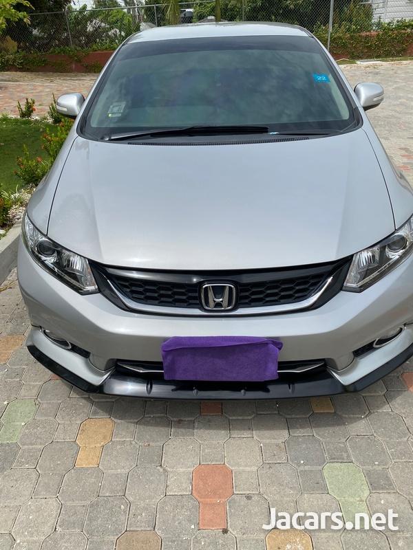 Honda Civic 1,8L 2014-4