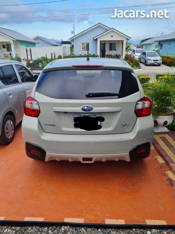 Subaru XV 2,0L 2015-5