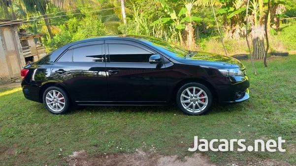Toyota Allion 1,8L 2014-13