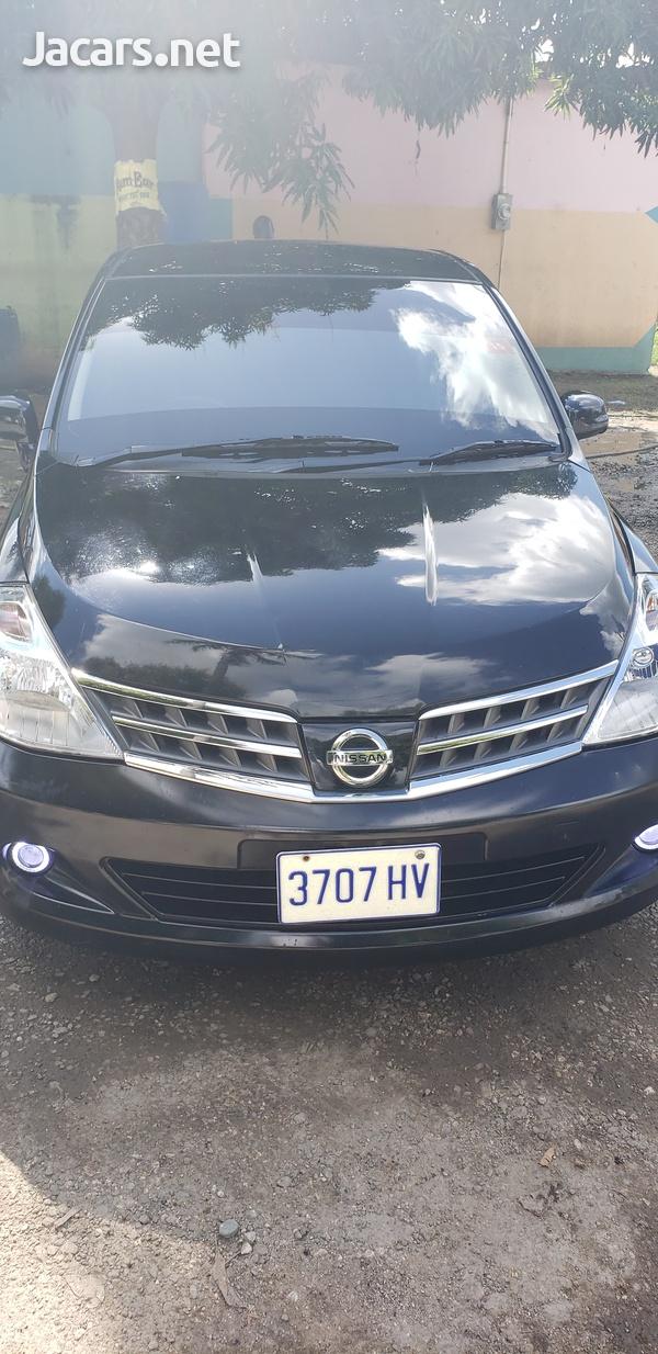 Nissan Tiida 1,8L 2011-2