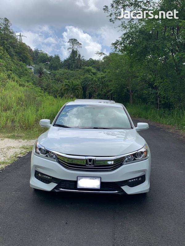 Honda Accord 2,4L 2016-5