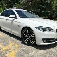 BMW 5-Series 2,5L 2014