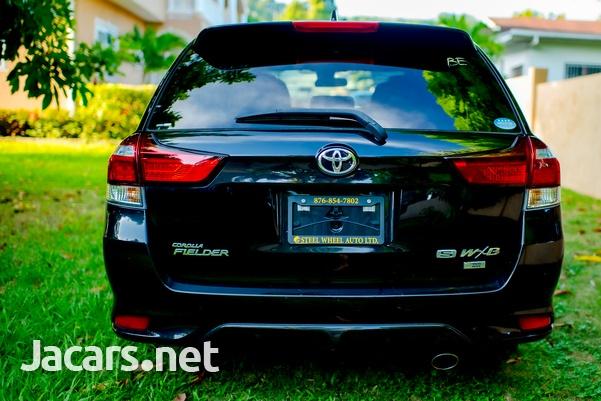 Toyota Fielder 1,8L 2016-3