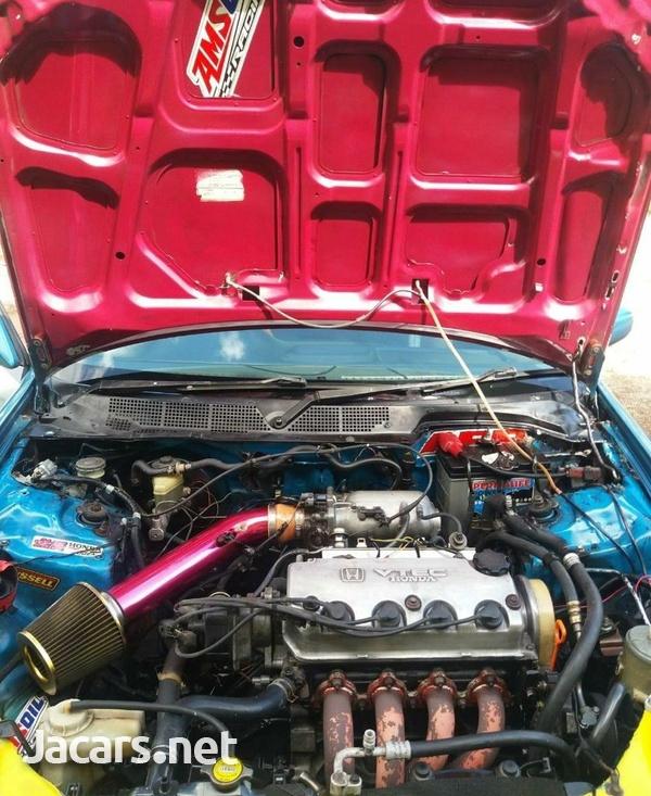 Honda Civic 1,8L 1997-2