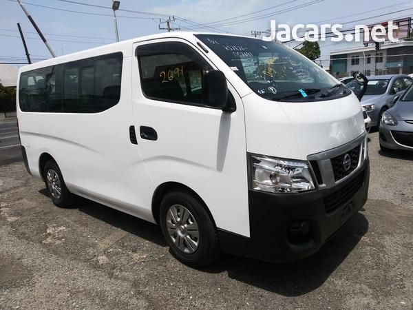 Nissan Caravan 2,3L 2015-4