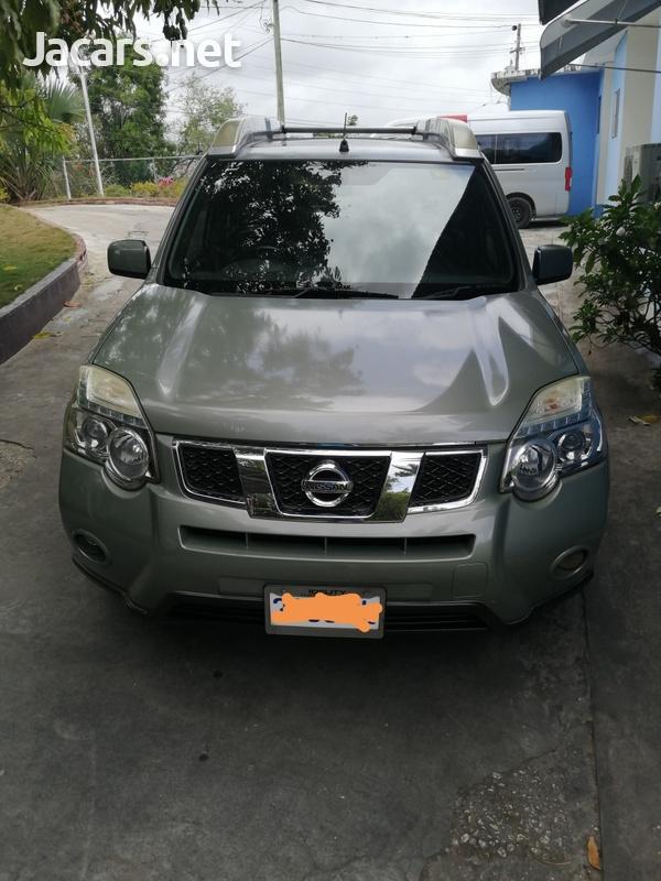 Nissan X-Trail 2,5L 2013-1