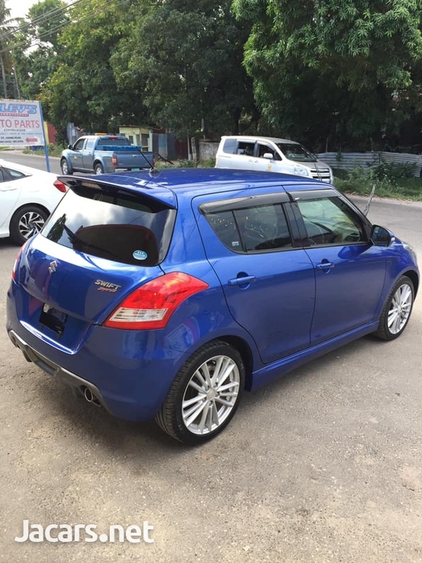 Suzuki Swift 1,6L 2014-4