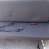 ORIGINAL FOLDING SEAT WITH SEAT BELT.876 3621268