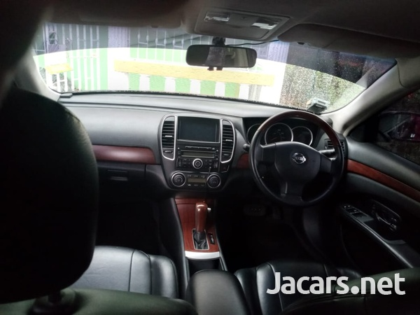 Nissan Sylphy 1,8L 2010-6