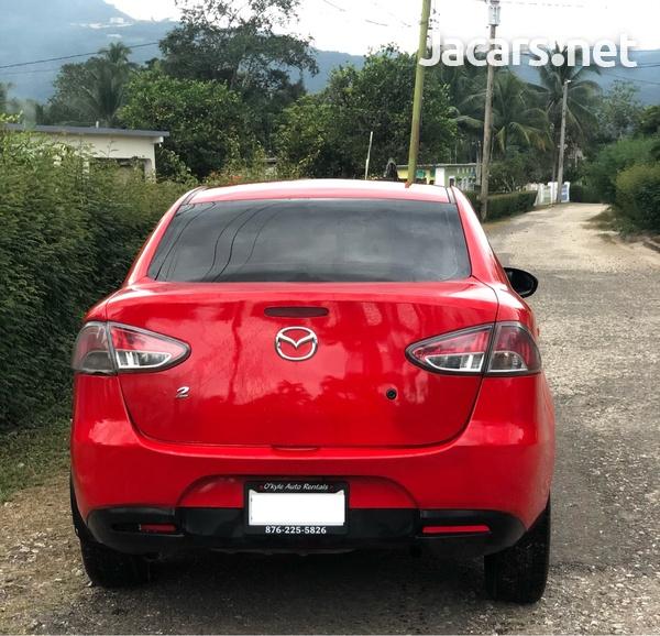 Mazda 2 1,5L 2012-2