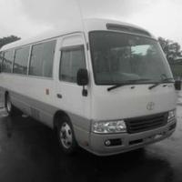 2012 Toyota Coaster Bus
