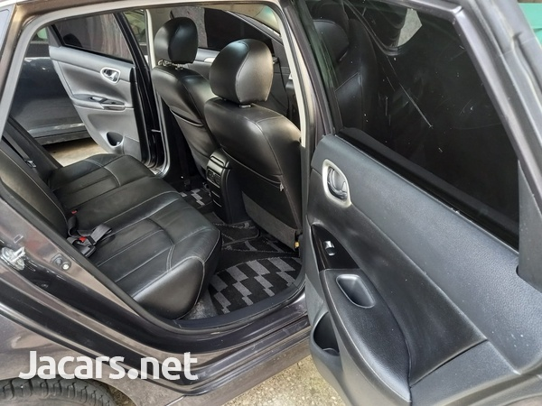 Nissan Sylphy 1,7L 2015-7