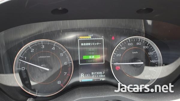Subaru XV 2,0L 2017-10