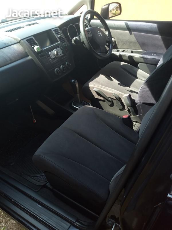 Nissan Tiida 1,2L 2007-6