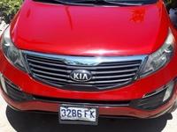 Kia Sportage 2,2L 2013