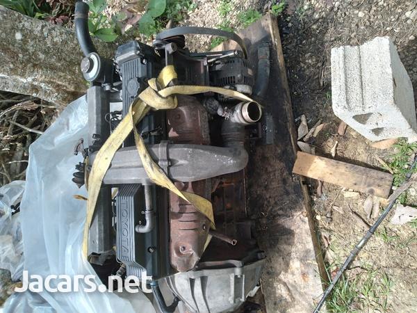 1HZ Toyota engine-1