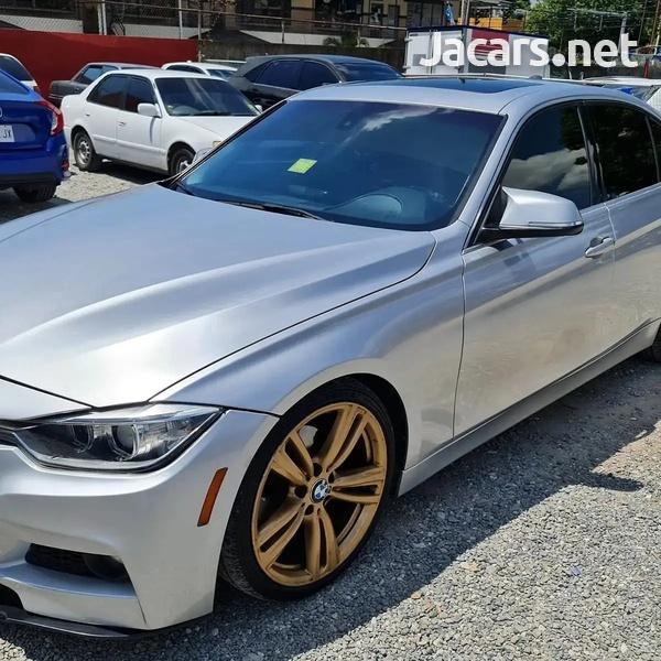 BMW 3-Series 2,1L 2014-2