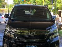 2014 Toyota ALphard/Vellfire Golden Eyes 2nd Edition
