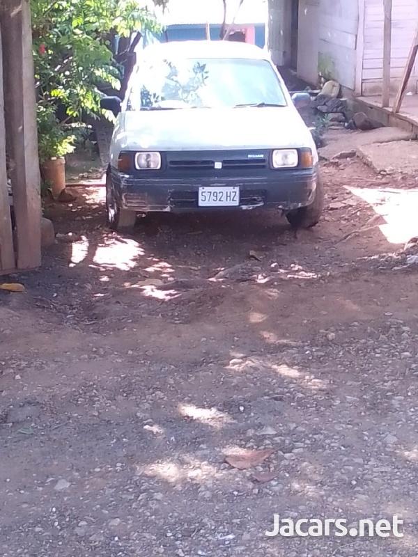 Nissan AD Wagon 1,5L 1991-4