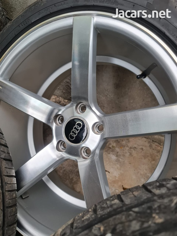 Rims and Tyres for Audi or Benz call 384-7546-8