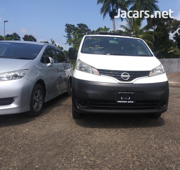 Nissan NV200 1,5L 2015-13