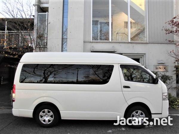 2014 Toyota Hiace Bus-3