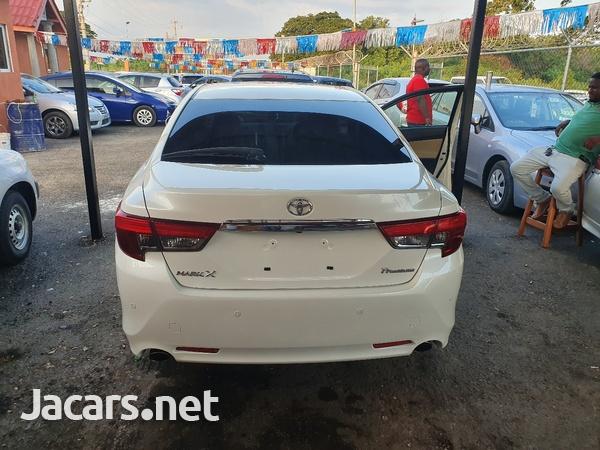 Toyota Mark X 2,5L 2016-9