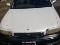 Nissan Bluebird 2,5L 1992