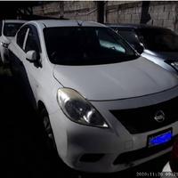 Nissan Latio 1,4L 2013