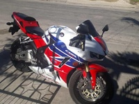 Honda RR 2013 Cbr bike
