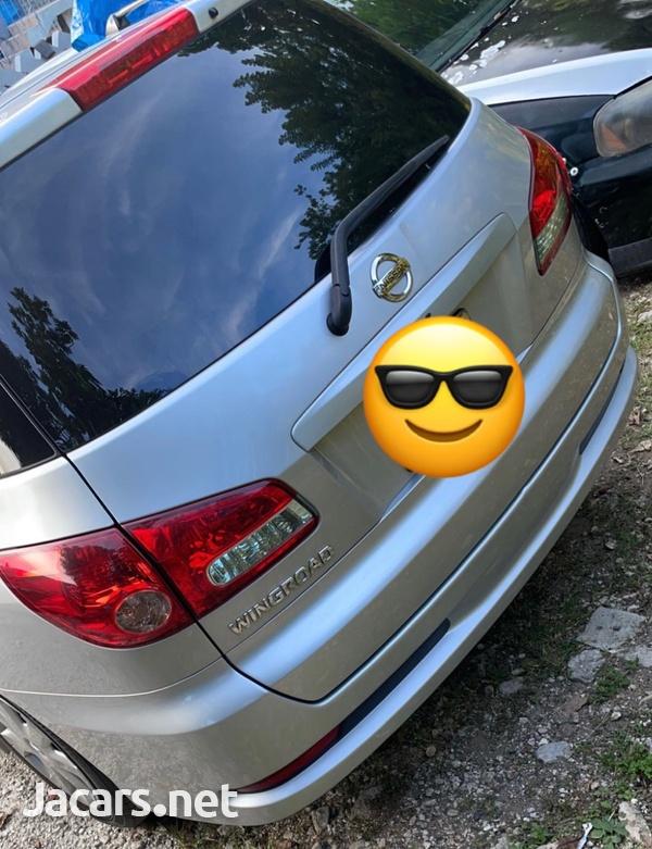 Nissan Wingroad 1,6L 2012-3