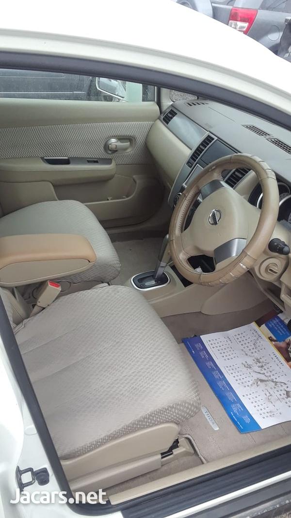 Nissan Tiida 1,3L 2012-6