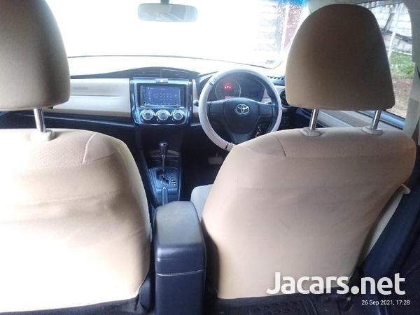 Toyota Axio 1,5L 2013-16