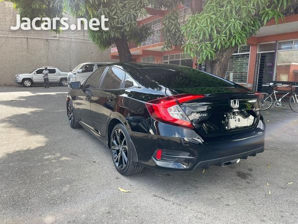 Honda Civic 1,6L 2019-5