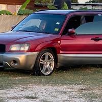 Subaru Forester 2,0L 2004