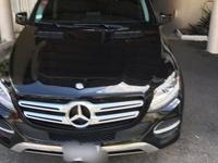 Mercedes-Benz GLE-Class 3,5L 2016