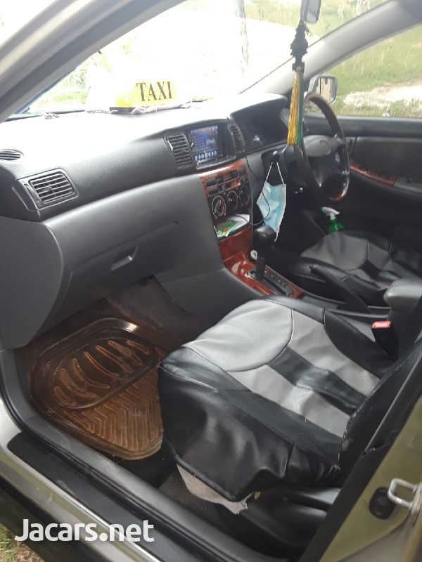Toyota Corolla 1,8L 2003-7
