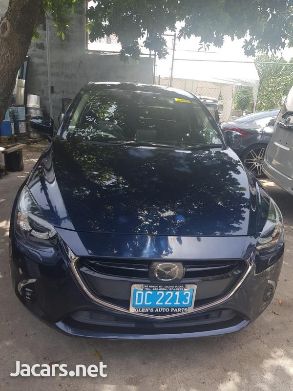 Mazda Demio 1,5L 2017-1