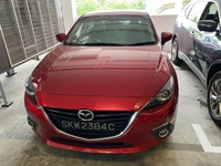 Mazda 3 1,5L 2015