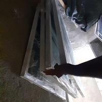 Three brand new 4x4 and one 2x2 factory made aluminium Windows. Still in plastic