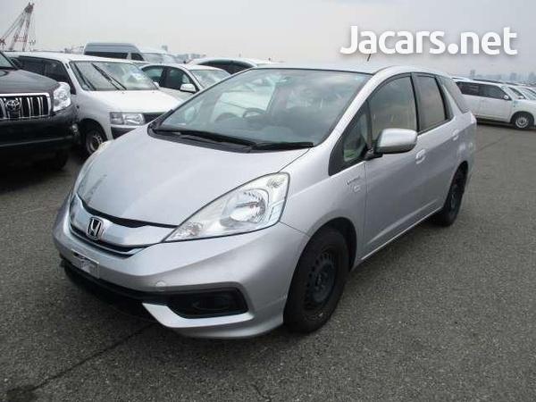 Honda Fit Shuttle 1,5L 2014-11