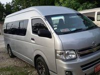 2011 Toyota Hiace Commuter Bus