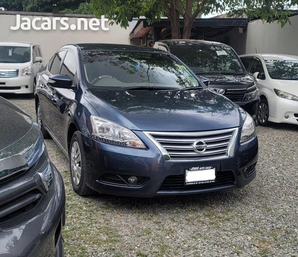 Nissan Sylphy 1,5L 2018-4